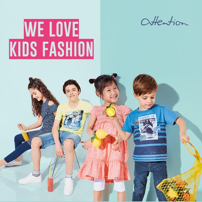 We Love Kids Fashion