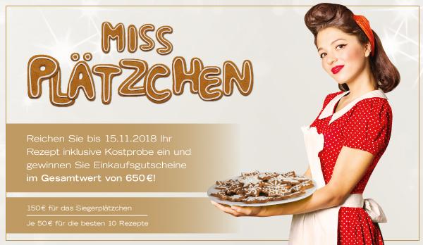 Miss Plätzchen
