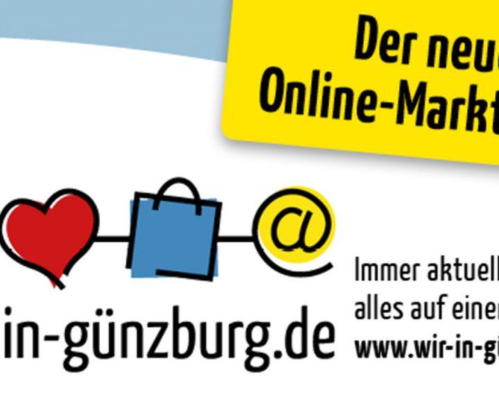 Schild wir-in-günzburg.de Logo